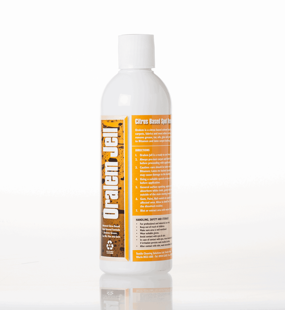 Oralem Jell 500ml Texatherm Systems