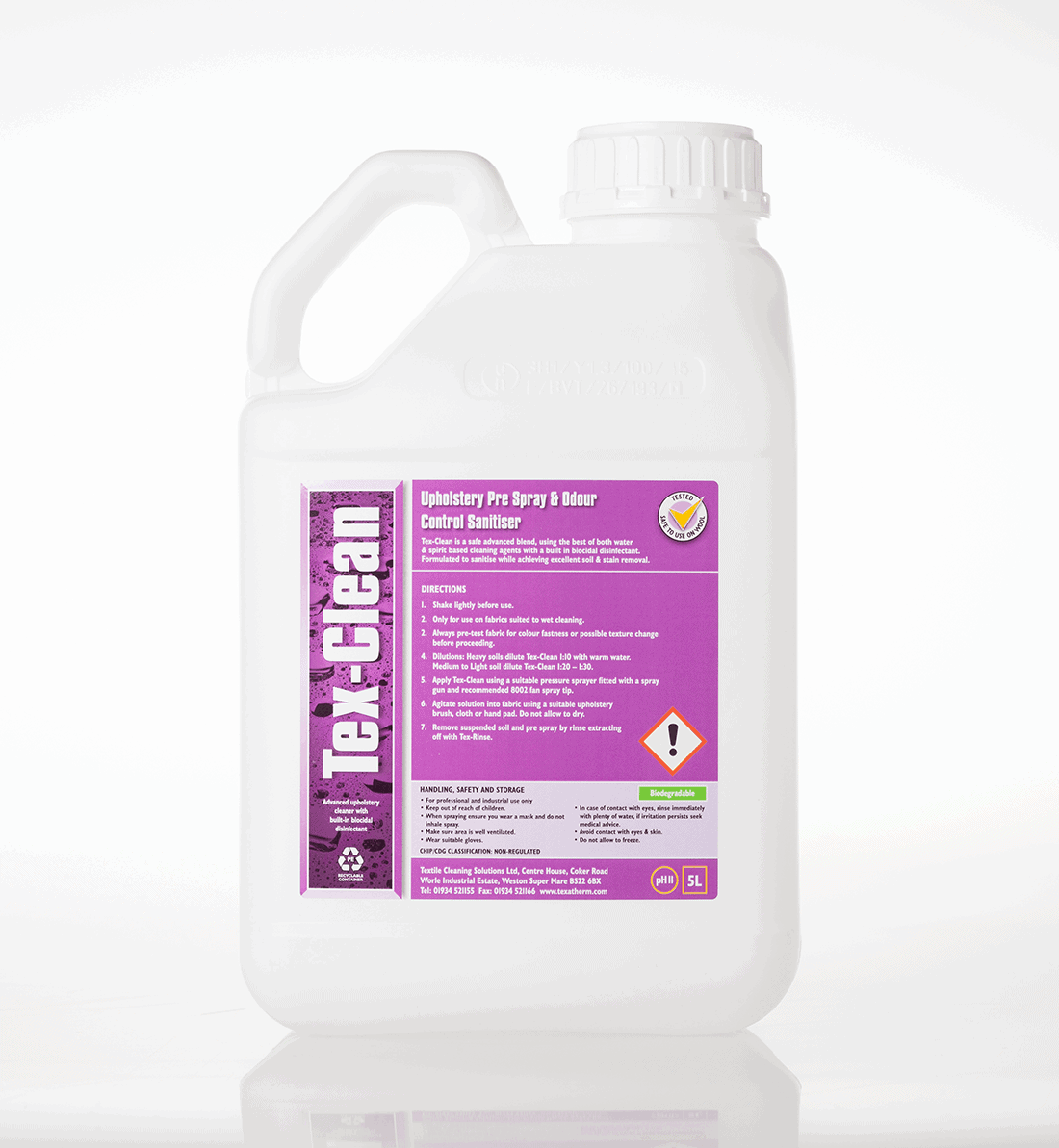 Tex-Clean-5ltr