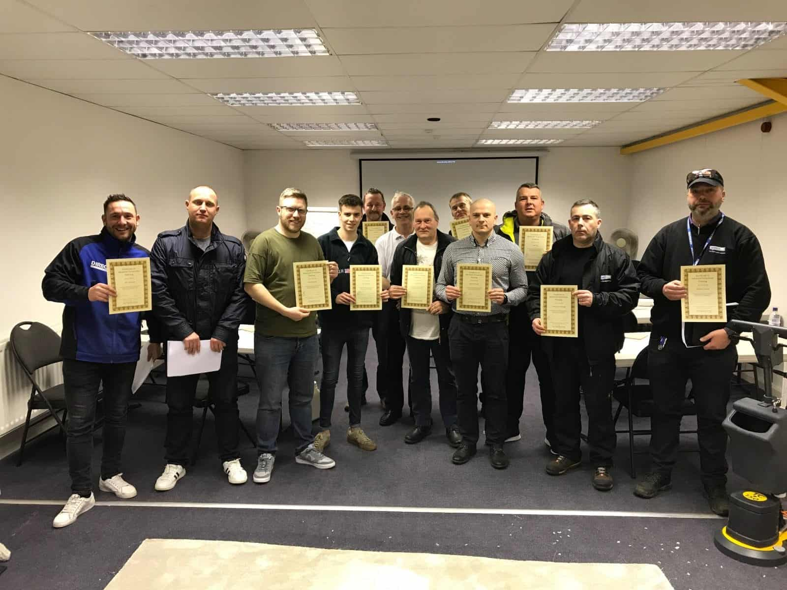 Carpet Cleaning Training Course 1