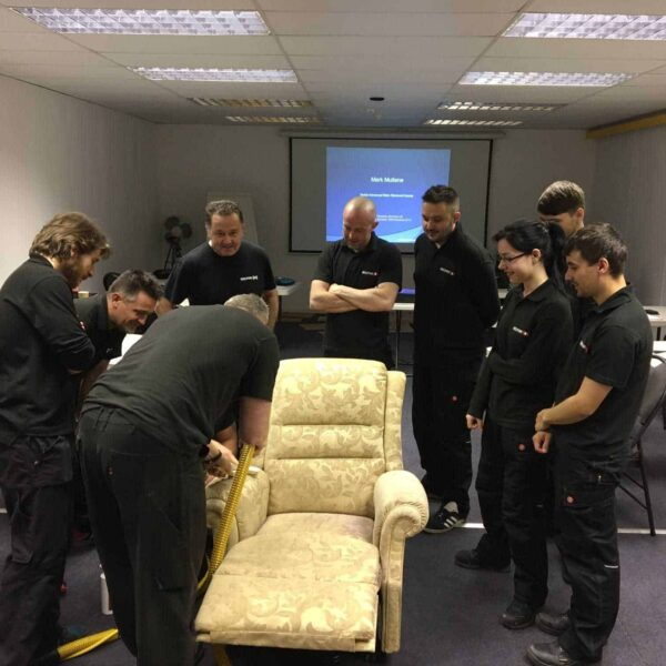 Carpet Cleaning Training Course 11