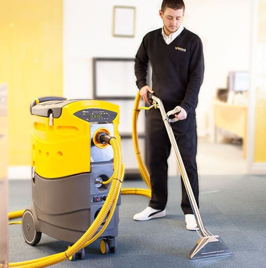 Professional Carpet Cleaning Machine