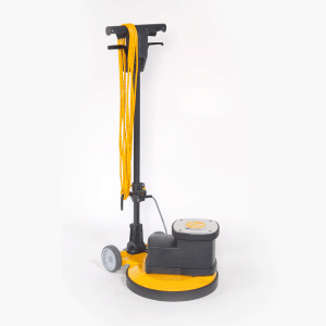 Spring Loaded Gear Driven Carpet & Hard Floor Rotary Cleaning Machine
