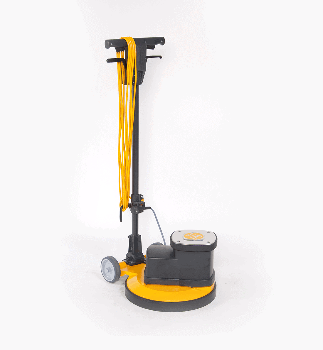 Spring Loaded Gear Driven Rotary Cleaning Machine