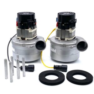 EMV vacuum motor upgrade kit